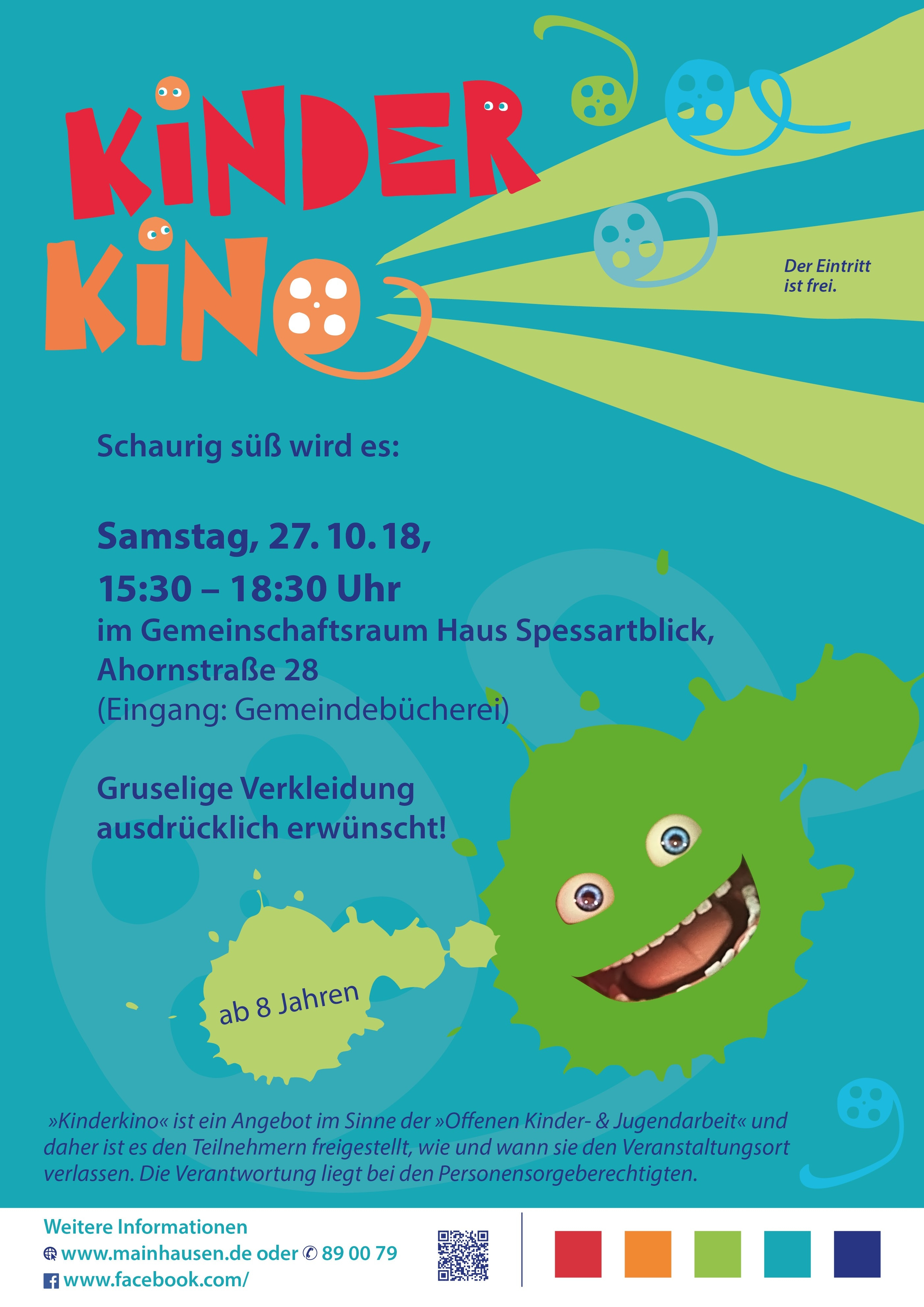Plakat Kinderkino 27102018
