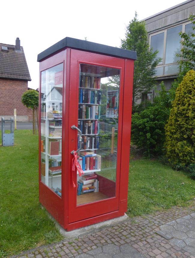 Bücherschränke - Gemeinde Mainhausen
